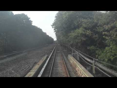 IND Rockaway Line: Brooklyn-bound RFW R32 A Train Ride: Part 3