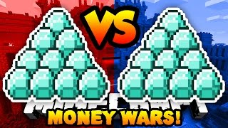 "Minecraft MONEY WARS ""WORST CAMPERS EVER!"" #9 w/ PrestonPlayz, Choco & Kenny"