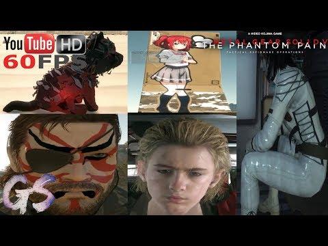 Over 30 MODS Showcase I Metal Gear Solid V: The Phantom Pain