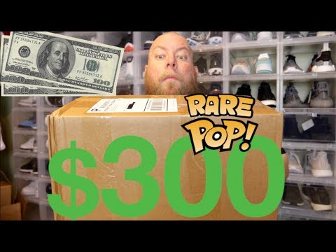 Chrono Toys $300 Ultimecia High Roller Plus Mystery Box  OF FUNKO POP GRAILS
