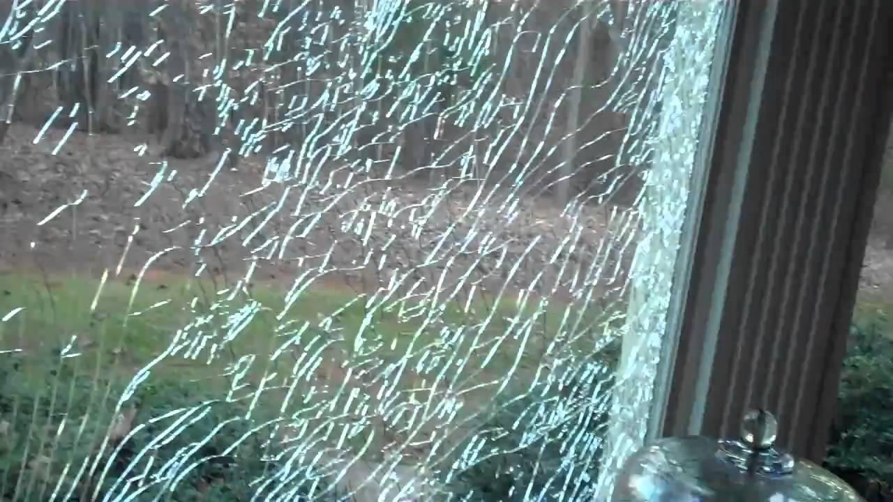 Window Cracking Video Youtube