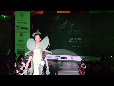 NIFT - Fashion Show Delhi 2013 Kalpviram