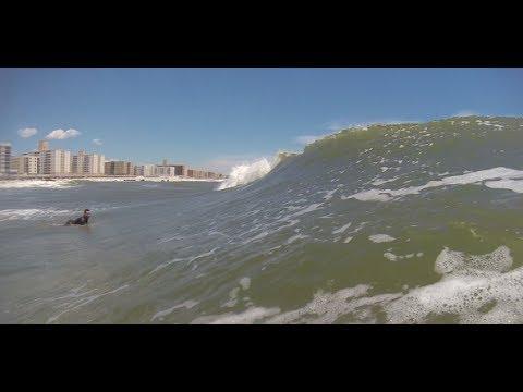 Choppy Waves Long Beach Ny 6 20 17 Raw Footy