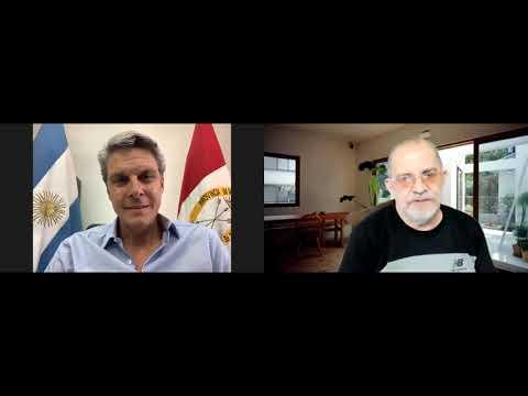 Alejandro Grandinetti: Santa Fe es un destino emergente y tenemos que llevarlo un escalón más arriba