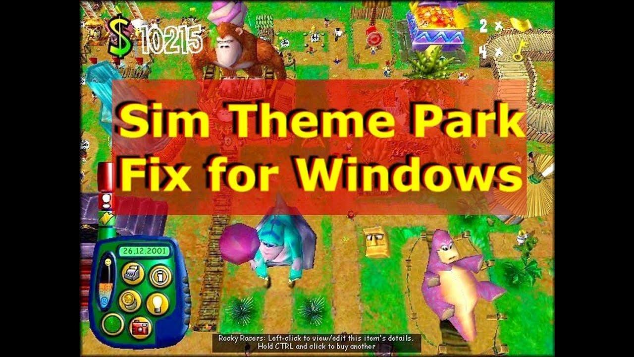 Theme Park World Overview