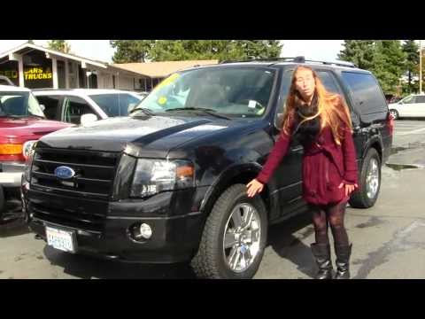 Virtual Walk Around Tour of a 2010 Ford Expedition EL Limited at Titus Will Ford in Tacoma, WA x7271