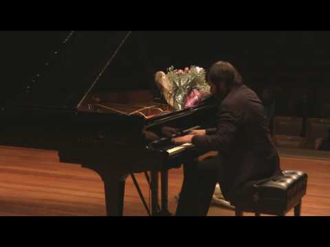 Alexander Korsantia plays Chopin Nocturne Op. 15 No. 1 (Live) in HD