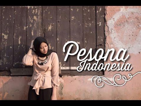 Pesona Indonesia ( Wonderful Indonesia ) DKI Jakarta | Alya Nur Zurayya #ITMCoverSongPesonaIndonesia