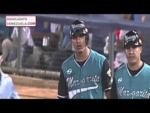 Highlights LVBP 12/12/2015 - Navegantes del Magallanes vs Bravos de Margarita