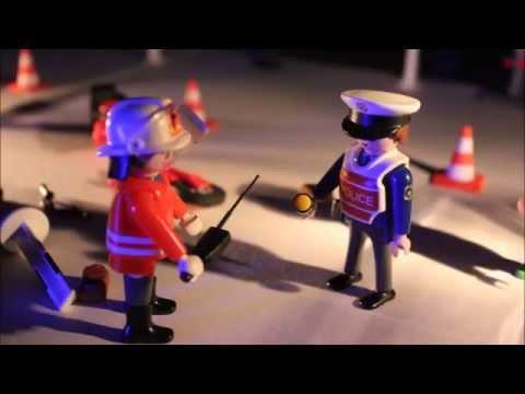 Accidente de autob s cap tulo 8 funnydog tv - Playmobil samu ...