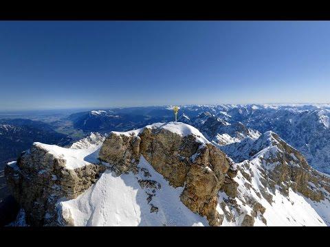 Zugspitze - 2962m - Tagesbesuch