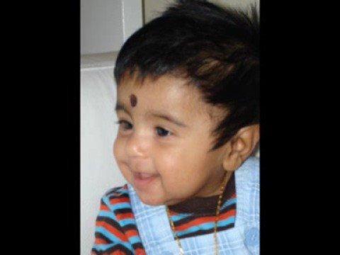 Vikanth S 1st Birthday Invitation Tamil Youtube