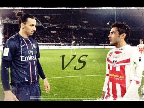 Zlatan Ibrahimovic vs Adrian Mutu 2013 HD