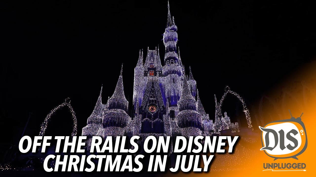 Download Going Off The Rails About Disney Christmas in July