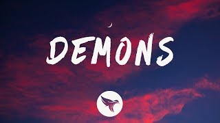 Bear Grillz - Demons (Lyrics) feat. RUNN