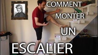 Comment monter un escalier - Micmaths