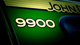 John Deere - Picadoras de forraje serie 9000