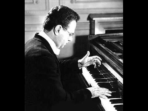 Julius Katchen plays Liszt Hungarian Rhapsody No.12