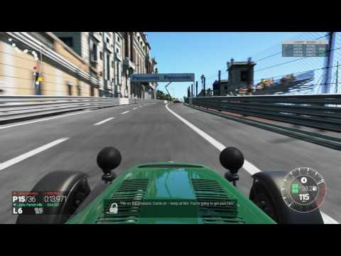 Project CARS Caterum 500 Live@Monaco