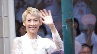 宝塚 月組トップスター龍真咲さん NOBUNAGA<信長> -下天の夢-201...