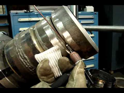 Tig Welding Pipe 6g Certification Test Techniques - YouTube