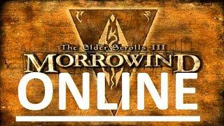 MULTIPLAYER - Elder Scrolls 3: Morrowind   Test & Developer Discussion Stream