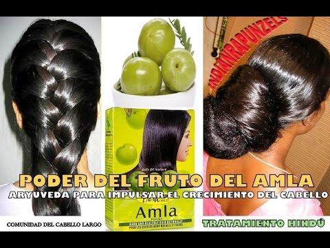 El aceite caducado a los cabellos