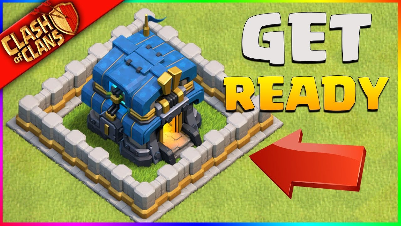 *** U READY FOR THIS..? *** Clash of Clans Update IS SO SOOOOOON