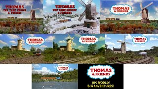 The Evolution of the Thomas & Friends intros (1984-present)