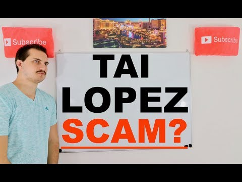Is Tai Lopez a Scam? **Shocking Truth**