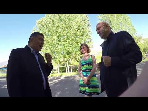 Автостоп в Армении, день третий