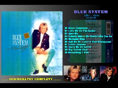BLUE SYSTEM - CALL ME MR. LOVE (A NEW DIMENSION)