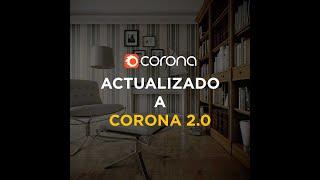 5.1 - Curso de Corona Renderer: Compatibilidad de materiales y luces V-ray