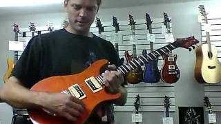 How to install A Fernendes Sustainer 401 101 Paul Reed Smith Coralskymusic.com