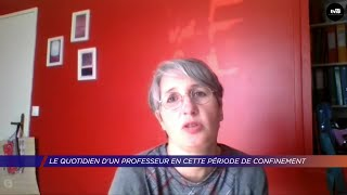 Yvelines | Le quotidien d'un professeur en cette période de confinement