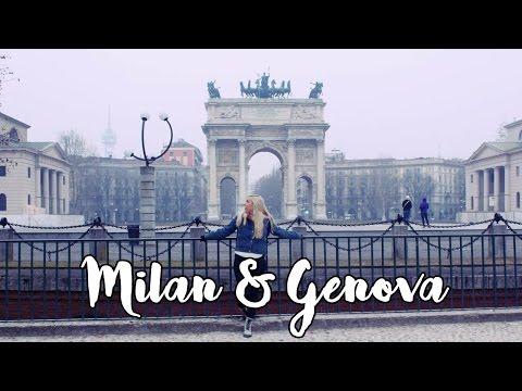 Milan & Genova Travel Diary