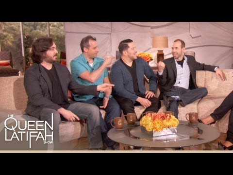 Impractical Jokers on Toughest Prank and Toughest Punishment | The Queen Latifah Show
