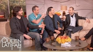 Video Impractical Jokers on Toughest Prank and Toughest Punishment | The Queen Latifah Show download MP3, 3GP, MP4, WEBM, AVI, FLV Juni 2018