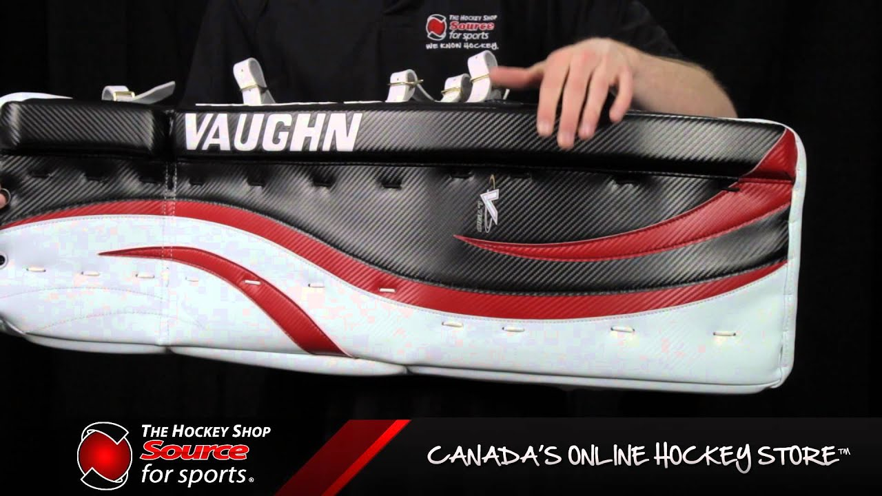 2808d2b7d07 Vaughn Ventus Review by The Hockey Shop - YouTube