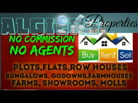 ALGIERS      PROPERTIES ☆ Sell •Buy •Rent ☆ Flats~Plots~Bungalows~Row Houses~Shop $Real estate ☆ ●□