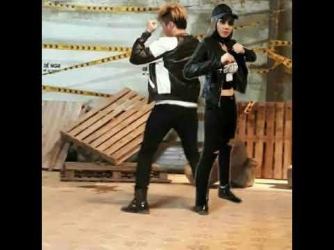 Hình ảnh của Lâm Chấn Khang và Kim Jun See