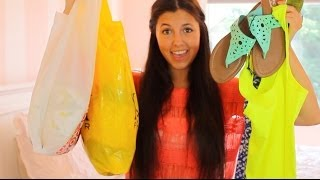 Summer Clothing Haul! Forever 21, Target, Ross & More! Thumbnail