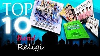 Top 10 Band Religi Koleksi NAGASWARA FM