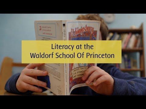Literacy At Waldorf School Of Princeton