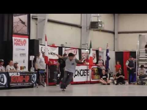 2014 World Skateboarding Championship Freestyle (4632)