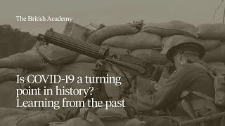 Is COVID-19 a turning point in history? Learning from the past