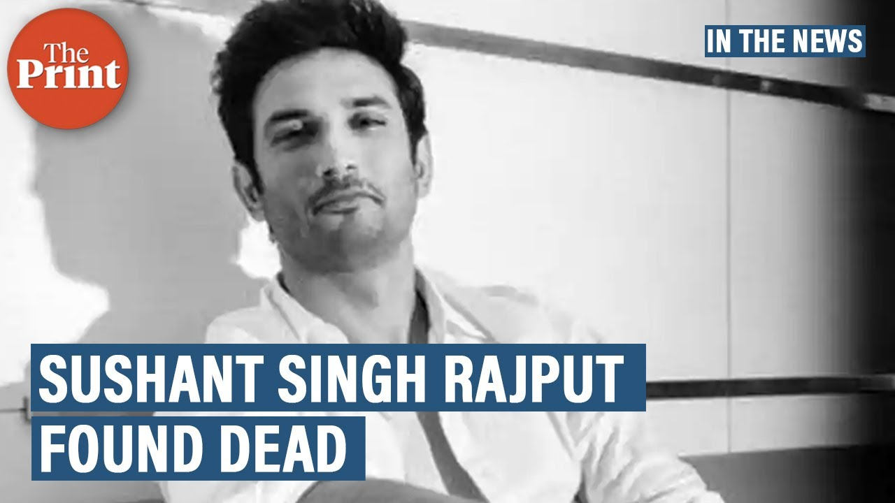 Actor Sushant Singh Rajput found dead — Bollywood, PM Modi and politicians react to his death