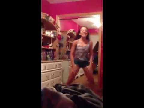 Whip My Hair Dance: Gianna being crazy!!