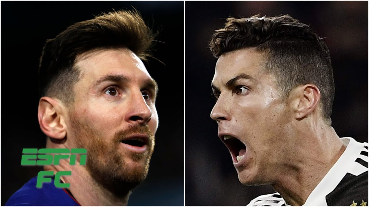 A Lionel Messi vs. Cristiano Ronaldo final is happening, Stewart Robson says   Champions League