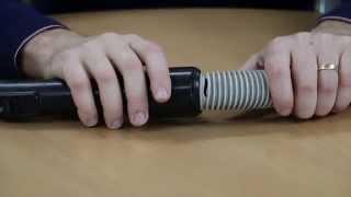 Repair Split Ducted Vacuum Hose